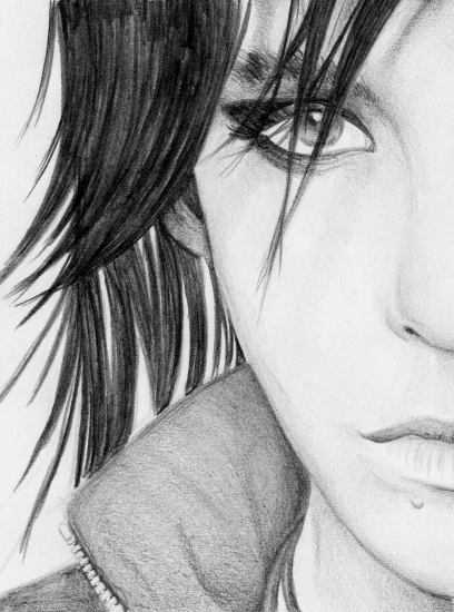Bill Kaulitz by Anette